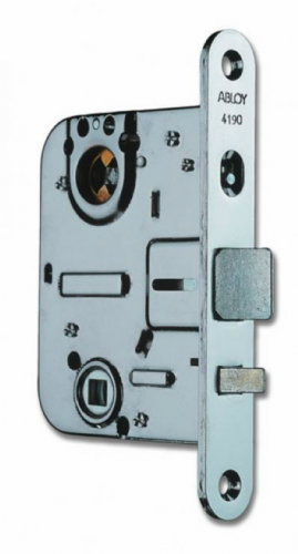 Abloy 4190 Lockcase - Deadlocking Sashlock